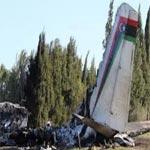 تسليم جثامين ضحايات الطائرة الى السلطات الليية