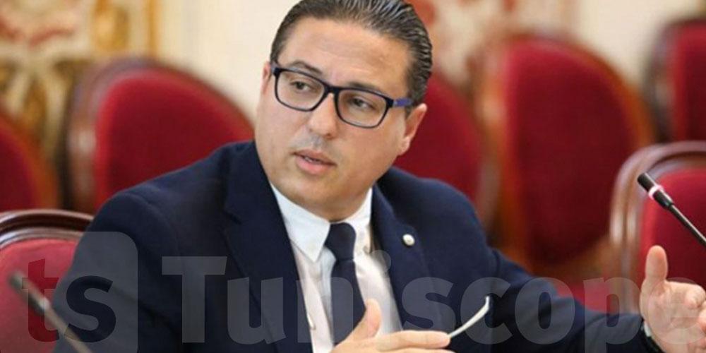 بسبب دعوة الهاروني: العجبوني يُسائل وزير الداخلية