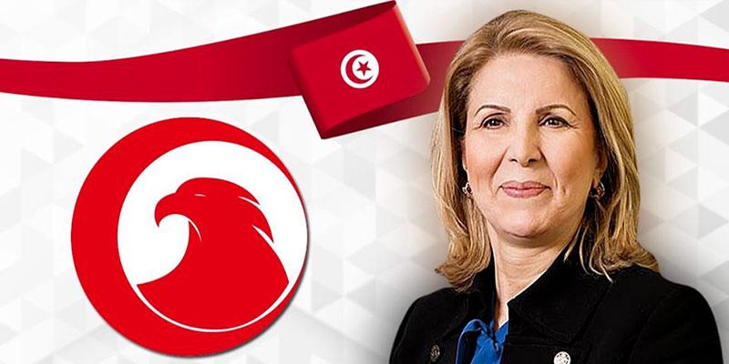 Le parti de Salma Elloumi compte plus de 20 députés venant de Nidaa Tounes