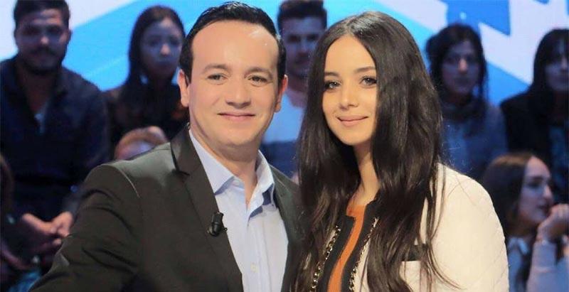 رملة زوجة علاء الشابي تقدّم برنامجا على قناة التاسعة