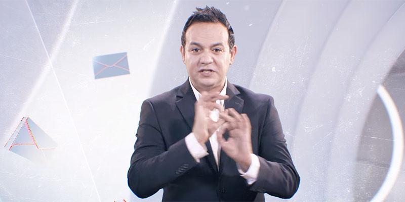 لفت نظر إلى قناة الحوار التونسي بخصوص برنامج ''مع علاء ''