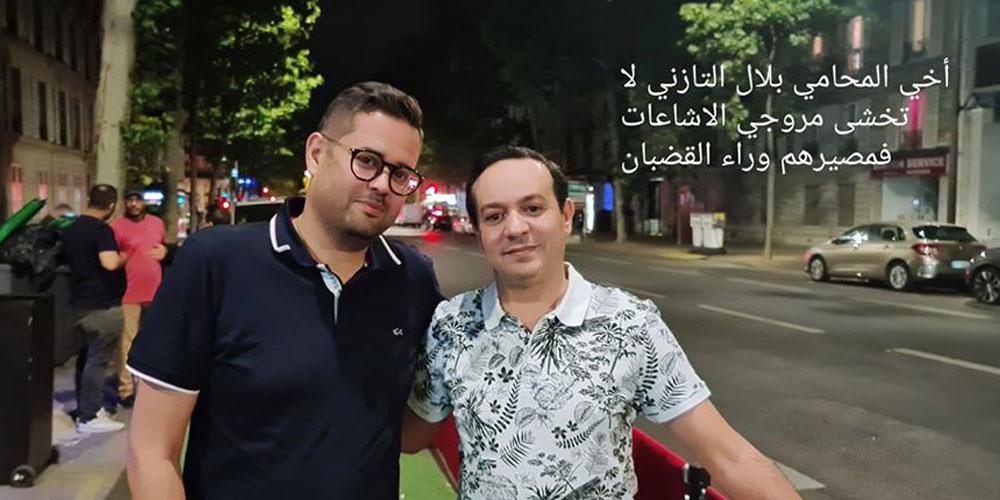 علاء الشابي يقاضي شقيقة وابنته