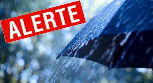 Températures en baisse, pluies orageuses et chutes de neige, l'INM lance une alerte météo
