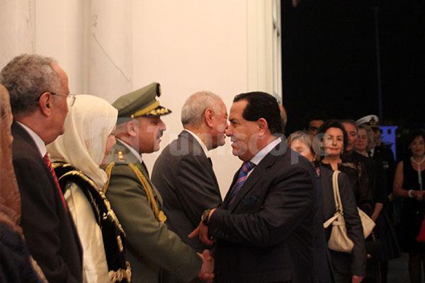 En photos : défilé des personnalités politiques tunisiennes à l'ambassade d'Algérie à l'occasion de la fête nationale algérienne