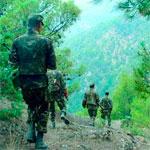 الجيش الجزائري يحبط محاولة تسلل مسلحين من تونس يقتل مسلح ويلقي القبض على اثنين