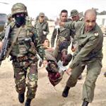 على الحدود: عمليات عسكرية جزائرية وتونسية ضد الجماعات الإرهابية بمشاركة 14 ألف جندي