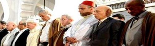 الجزائر: إقامة صلاة الغائب على ضحايا الطائرة العسكرية