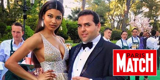 Paris Match honore le travail du couturier tunisien Ali Karoui à Cannes