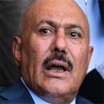 علي عبدالله صالح يصف الربيع العربي بـالعِبري