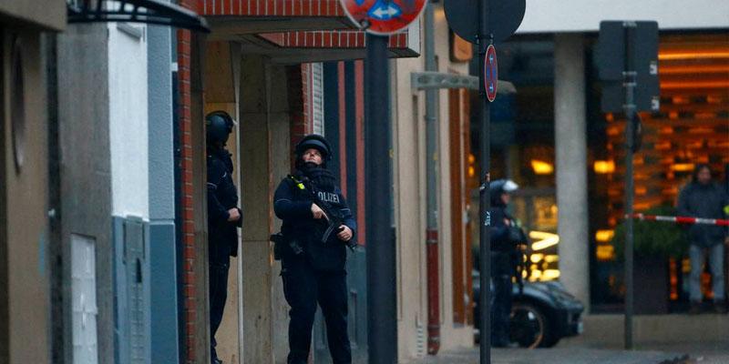 Allemagne : Des coups de feu entendus dans le quartier de la gare à Cologne