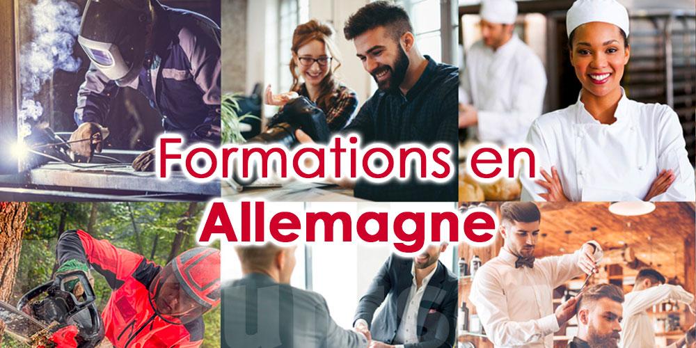 Opportunité pour une formation professionnelle en Allemagne