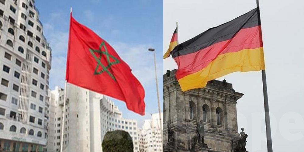 المغرب يعلن قطع العلاقات مع السفارة الألمانية