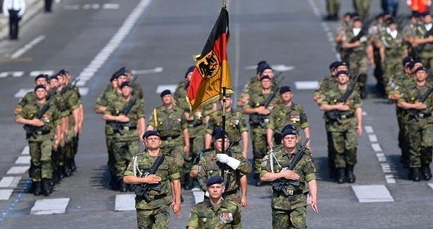 الجيش الألماني يدرس تجنيد مواطنين من الاتحاد الأوروبي<