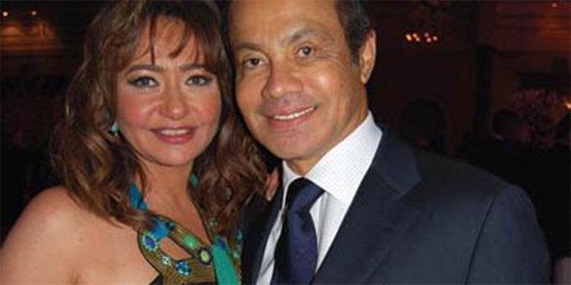 وفاة زوج ليلى علوي السابق بعد إصابته بفيروس كورونا