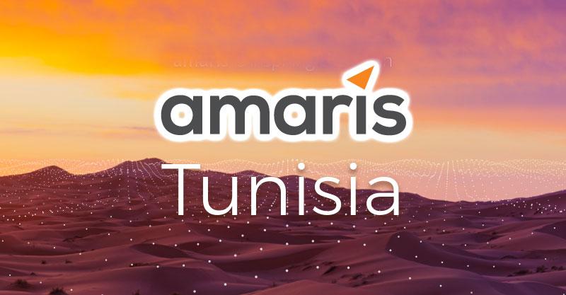 Amaris renforce sa présence en Tunisie et recrute 200 nouveaux talents