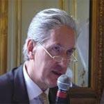 François Gouyette en visite au Syndicat National des Journalistes
