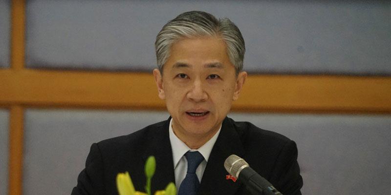 En vidéo...L'ambassadeur de Chine:  La Tunisie est un pays ami