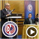 AmCham : Les challenges de l'économie Tunisienne vus par Ridha Ben Mosbah