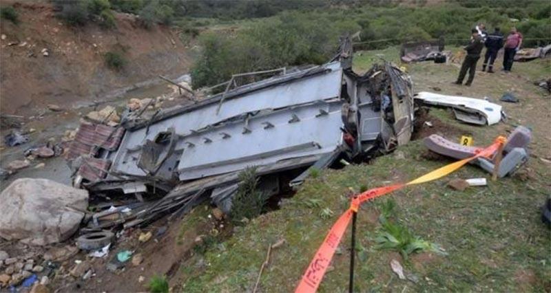Drame de Amdoun, Le bilan s'alourdit à 28 morts