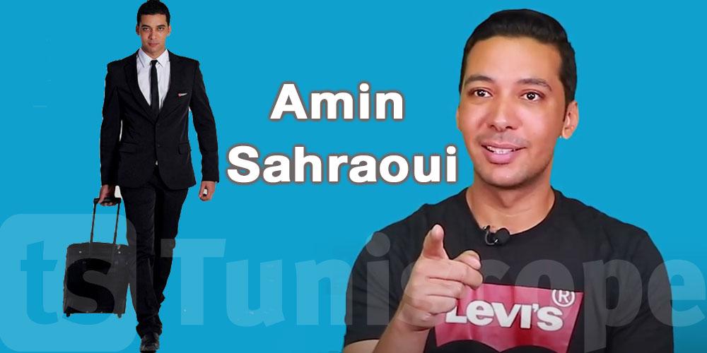 En vidéo : Une vie dans le ciel..Découvrez le monde d'Amine Sahraoui