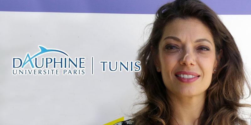 En vidéo : Amina Zeghal explique le nouveau concept du programme intégré de Dauphine | Tunis