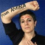 Nadia El Fani et Inna Shevchenko appellent Hollande à intervenir pour libérer les Femen