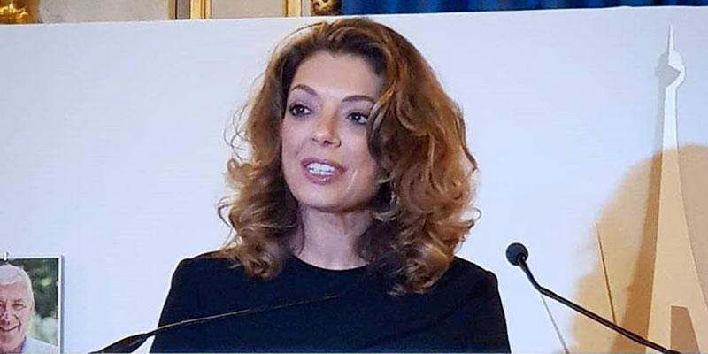 Amina Bouzguenda Zeghal lauréate du rayonnement français pour la Francophonie