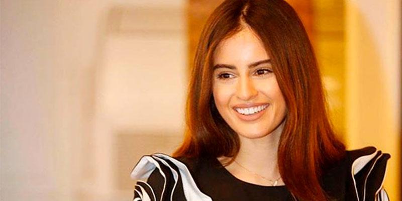 En photo : Le sosie de l'actrice Amira Jaziri repéré à la Coupe du monde de football en Russie