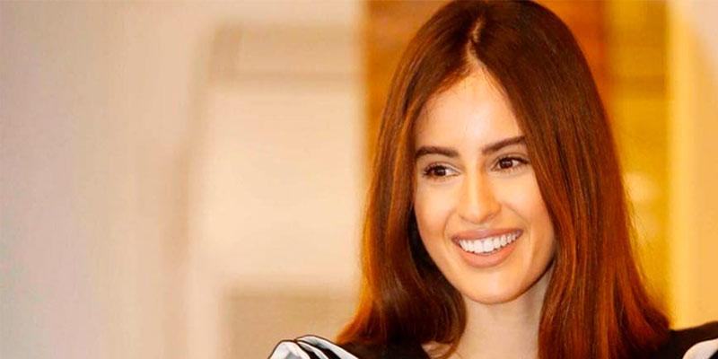 En photo…Amira Al Jaziri à Moscou : Son look critiqué sur les réseaux sociaux