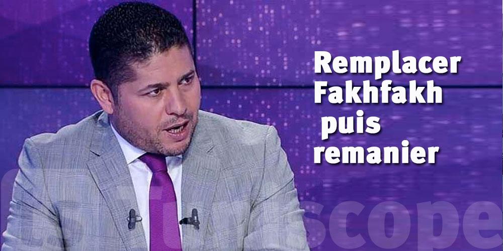 Le gouvernement Mechichi passera puis tombera selon Mohammed Ammar
