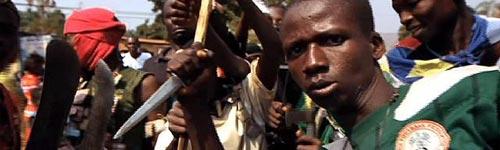 تقرير منظمة العفو الدولي حول التطهير العرقي والقتل الطائفي بجمهورية أفريقيا الوسطى