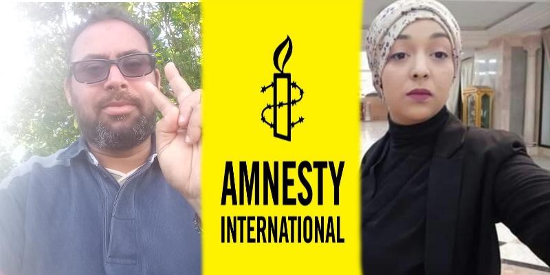 Amnesty International s'insurge contre l'arrestation de deux blogueurs