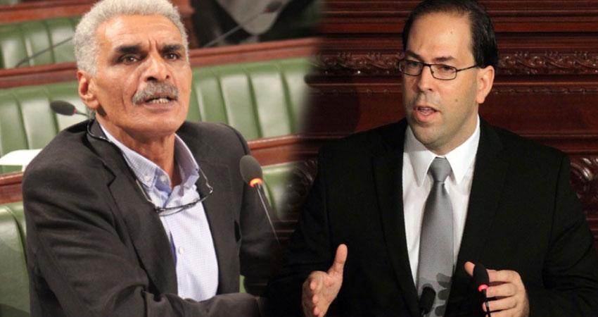 عمار عمروسية يهاجم الشاهد: أنت مجرّد موظف لدى كرستين لاغارد