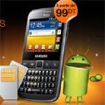 En exclusivité : Orange Tunisie lance le 1er smartphone Android double Sim