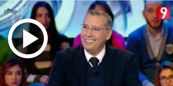 En vidéo : Borhane Bsaïes explique à sa façon comment Attessia a 'aidé le journaliste israélien à tourner en Tunsie'