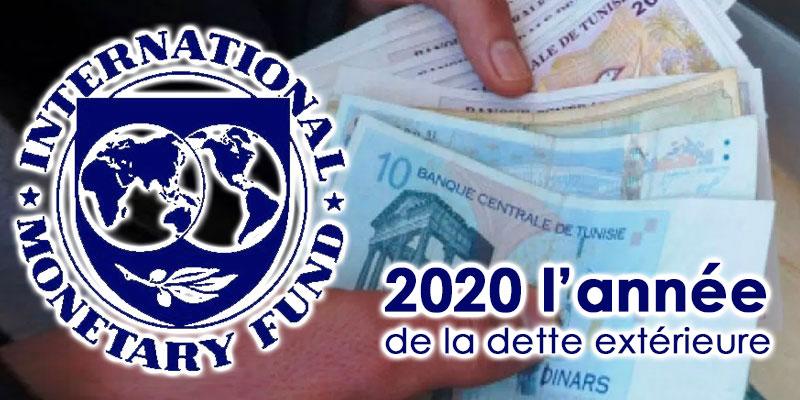 2020, l'année tunisienne de la dette extérieure