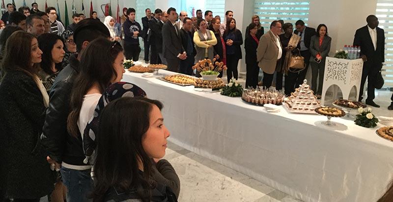 بالصور: مركز النهوض بالصادرات يحتفل بذكرى 45 لانبعاثه