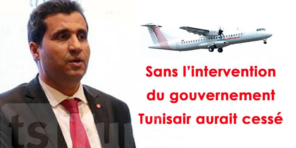 Maarouf : Avec mille milliards de pertes, il faut réformer Tunisair
