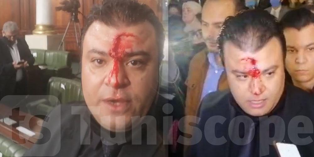 إنسحاب نائب من لجنة التقصي في حادثة الاعتداء على النائب أنور بالشاهد
