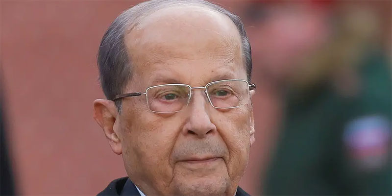 الرئيس اللبناني: يجب رفع سرية الحسابات المصرفية لكل الوزراء