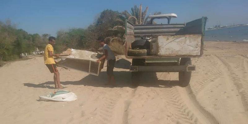 2,3 millions de dinars alloués au nettoyage des plages chaque année
