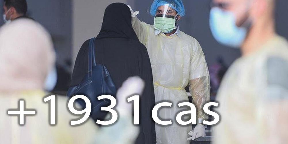 1931 nouveaux cas et 12 décès en Arabie Saoudite