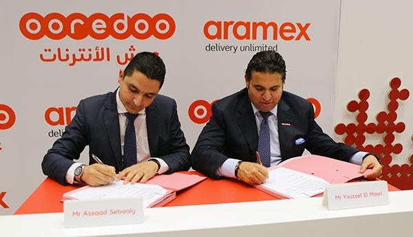 Les 150 boutiques Ooredoo deviennent des points Relais Aramex