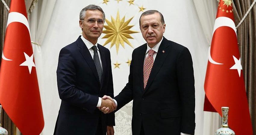 أردوغان: لن نقبل مطلقًا تشكيل قوة شمالي سوريا