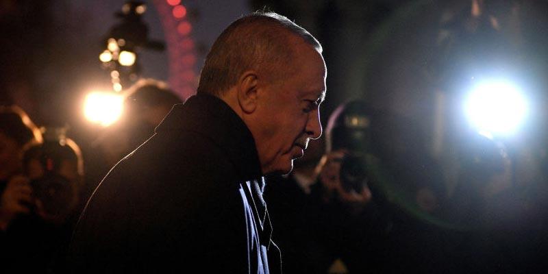 رسالة من أردوغان بمناسبة العام الجديد... هذا ما سنفعله مع ليبيا