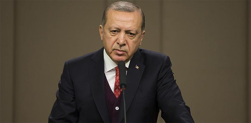 أردوغان: فتح تحقيق شامل في حادثة القطار