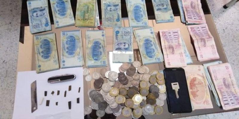 سيدي بوزيد: القبض على شخص من أجل مسك وترويج المخدرات