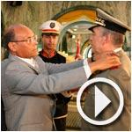المرزوقي يعلن فتح حساب لتقبل التبرعات للقوات المسلحة ويحث الشباب على الإقبال على آداء الخدمة العسكرية