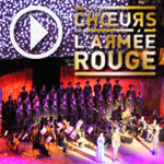En vidéo : les choeurs de l'armée rouge enflamme le festival de Carthage