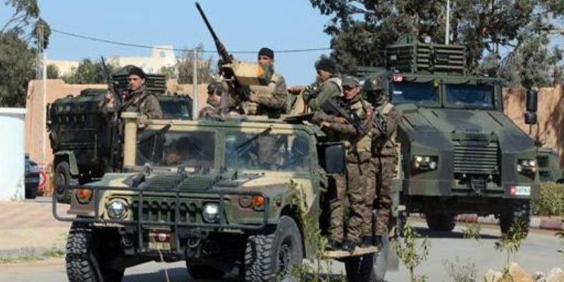 Armée déployée dans toute la Tunisie pour faire respecter le confinement